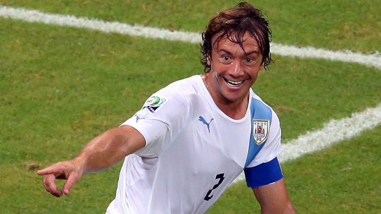 Diego Lugano: Uruguay defender has joined West Brom