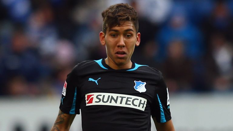 Roberto Firmino: Attracting interest of a number of clubs