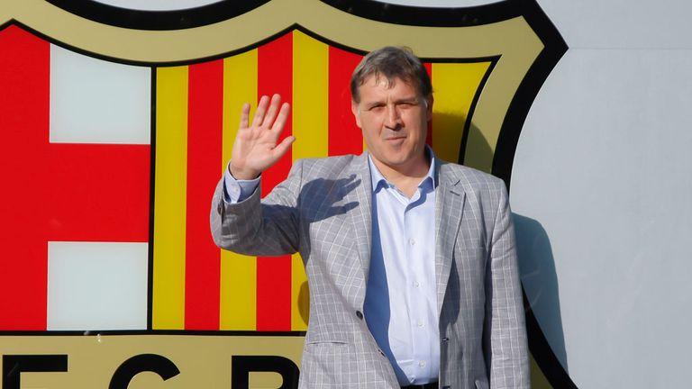 Gerardo Martino: We are counting on Fabregas