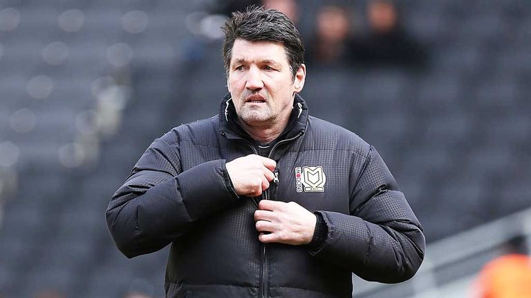 Mick Harford: Former Newcastle player