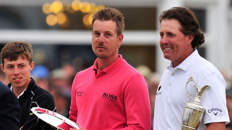 Henrik Stenson: Plenty to take from his second place to Phil Mickelson