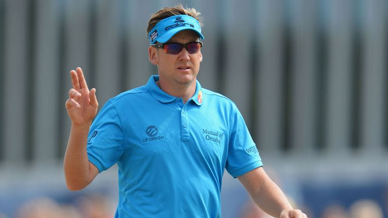 Ian Poulter: Claimed some pin positions at Muirfield were 'a joke'