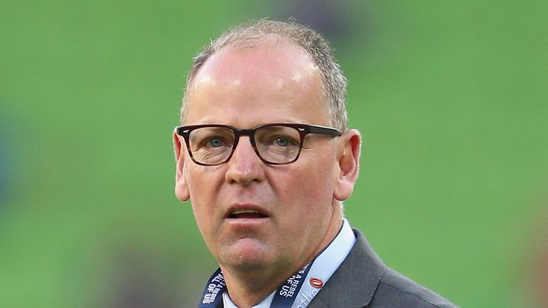 Jake White has stepped down as Brumbies head coach
