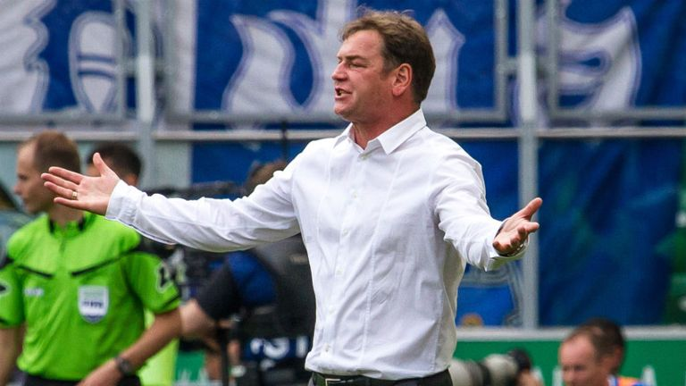 Jan Urban: The Legia Warsaw boss saw his side progress to the third qualifying round