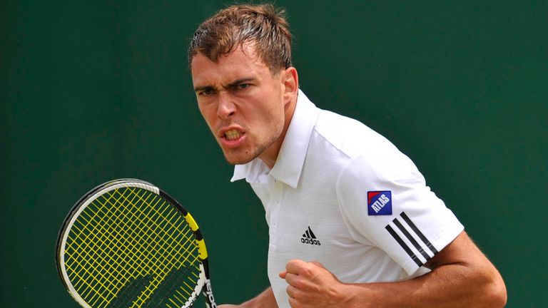 Jerzy Janowicz: the first Polish man to reach the semi-finals of a Major