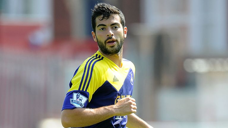 Jordi Amat: The rookie defender is set to make his competitive debut against Malmo