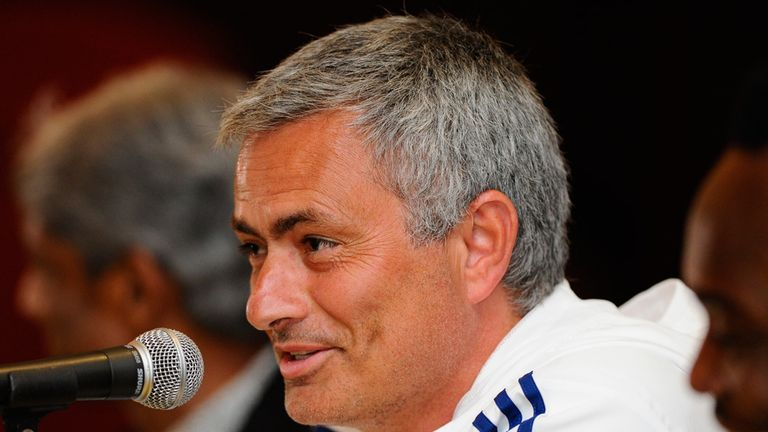 Mourinho: Le Tissier tips him to lead Chelsea to the top of the Premier League