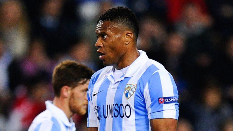 Julio Baptista: Expected to sign for Cruzeiro