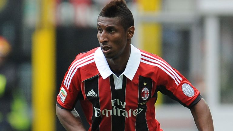 Kevin Constant: AC Milan defender was allegedly subjected to racial abuse in game at Atalanta.