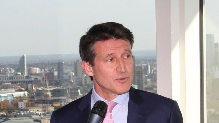 Lord Coe: Looking forward to best GB Winter Olympics team
