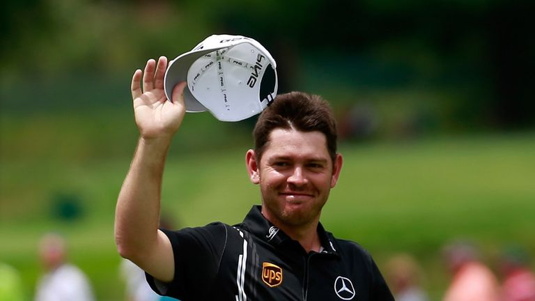 Oosthuizen: the South African is playing in this week's John Deere Classic