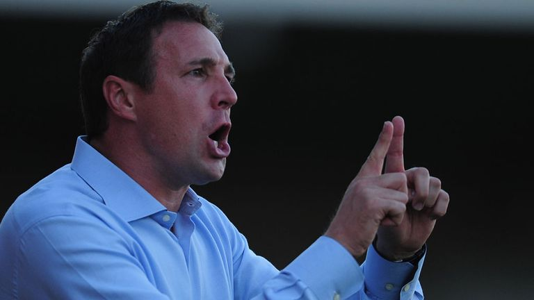Malky Mackay: Cardiff boss declined the offer to identify targets