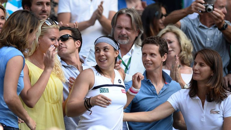 Marion Bartoli: Overjoyed with Wimbledon glory