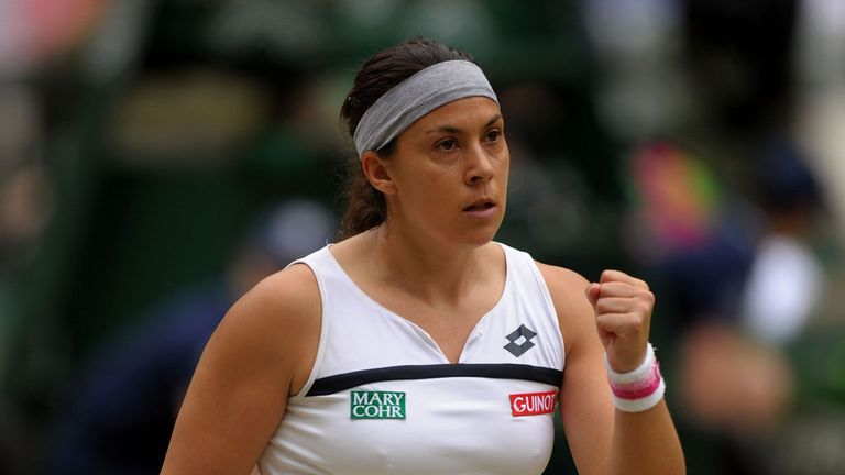 Marion Bartoli: A quick sleep before play helped her into the final