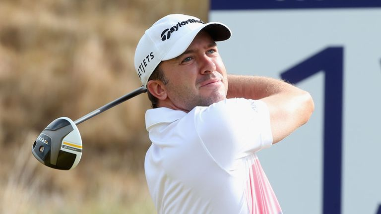 Martin Laird: Scot targeting home Open success