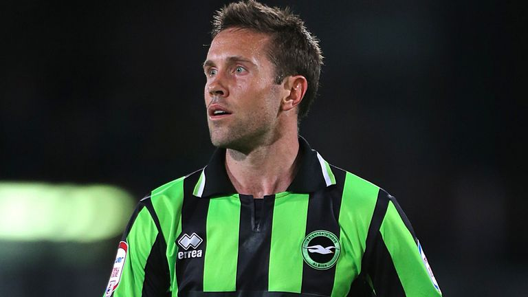 Matthew Upson: Made 20 appearances for Brighton last season during a loan spell
