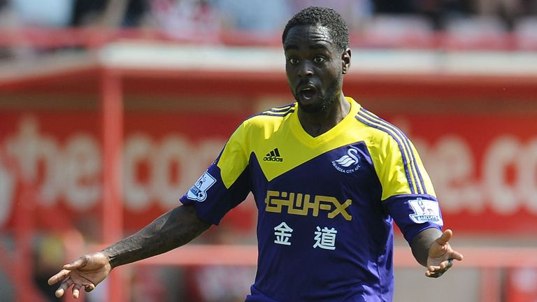 Nathan Dyer: Hoping to sort out Swansea future