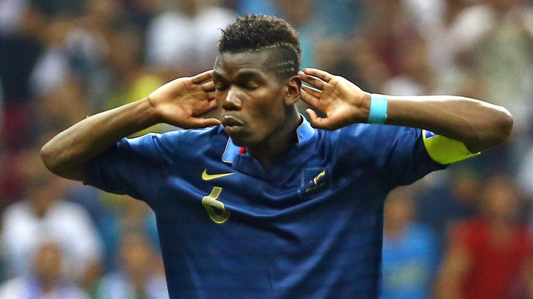 Paul Pogba: His exit was a huge blow to United, says Patrice Evra