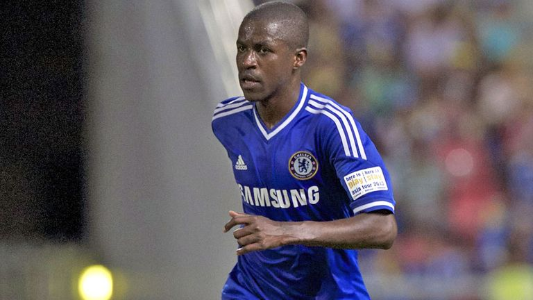 Ramires scored twice in the 8-1 win in Indonesia