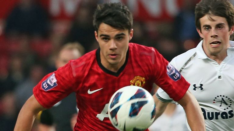 Reece James: Recalled early from loan spell with Carlisle by Manchester United