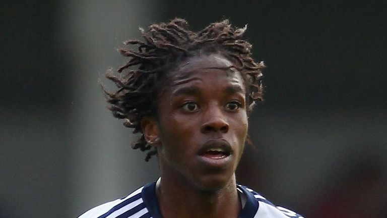 Romaine Sawyers: Bagged the winner for Saddlers