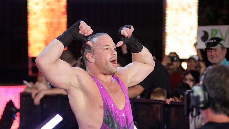 The best unbeaten streak at WrestleMania now belongs to Rob Van Dam