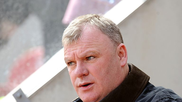 Steve Evans: Looking to the positives