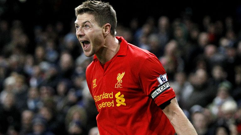 Steven Gerrard: Wants Liverpool's young players to compete for first-team spot