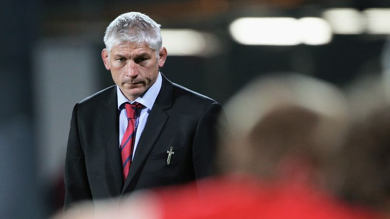 Todd Blackadder: New deal for Crusaders coach