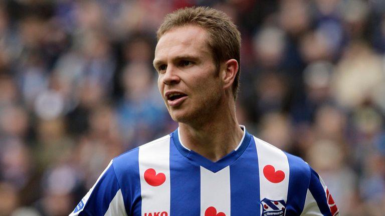 Ramon Zomer: On target for Heerenveen