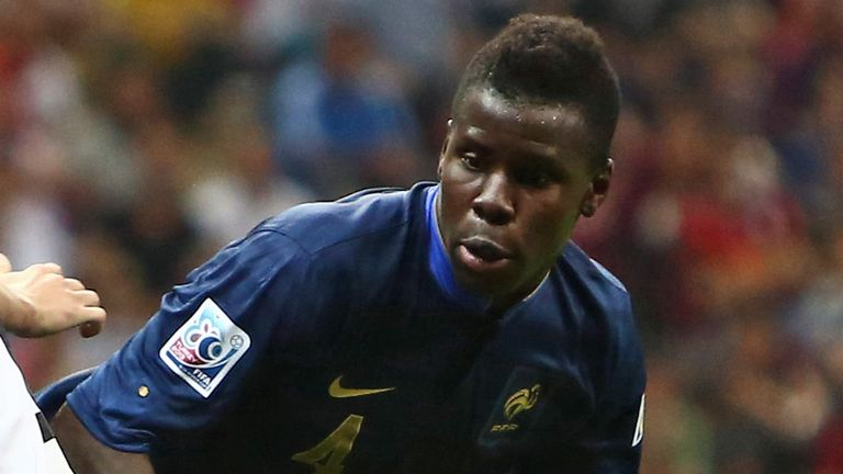 Kurt Zouma: Handed senior France call