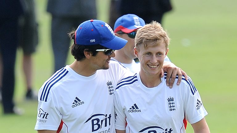 Alastair Cook and Joe Root: England duo ready to see even more of Australia