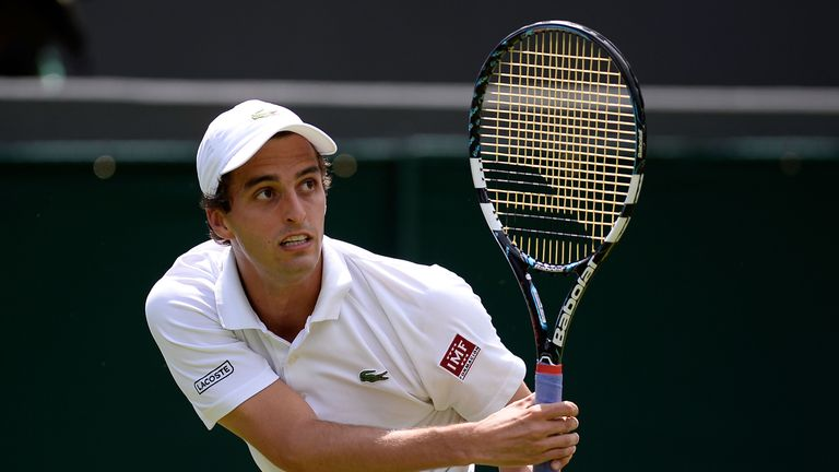 Albert Ramos: Progressed to the quarter-finals with a straight sets win over compatriot Tommy Robredo