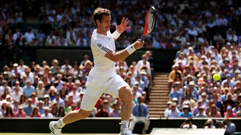 Andy Murray: Scot crowned Wimbledon champion after beating Novak Djokovic in straight sets