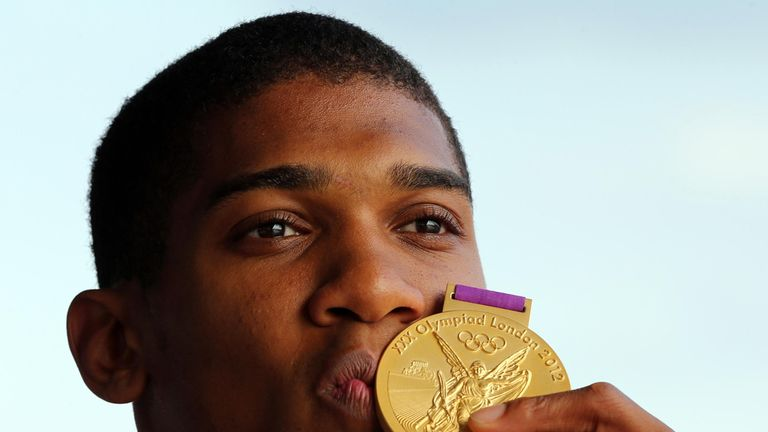 Anthony Joshua: Following in the footsteps of some illustrious predecessors in turning pro after winning his gold medal