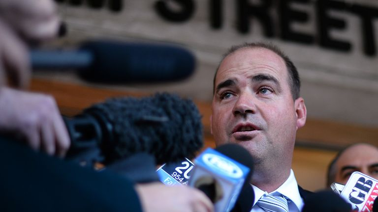 Mickey Arthur: Was unhappy with the manner of his dismissal