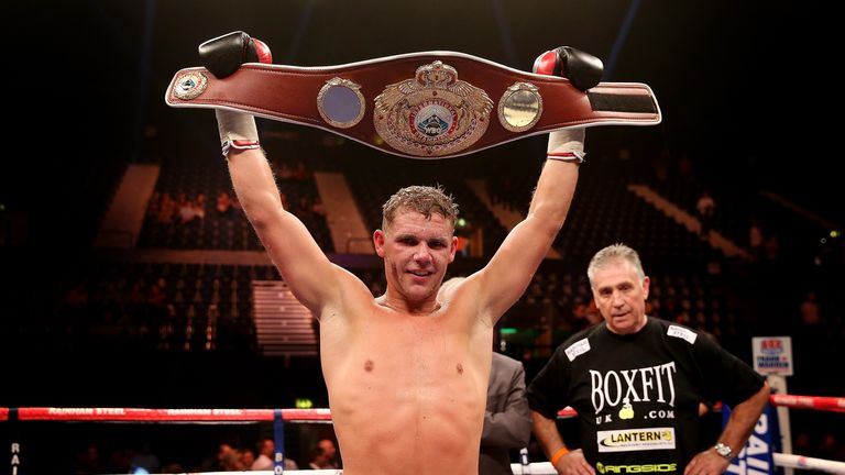 Billy Joe Saunders: 2008 GB Olympian put in dominant display against Gary O'Sullivan
