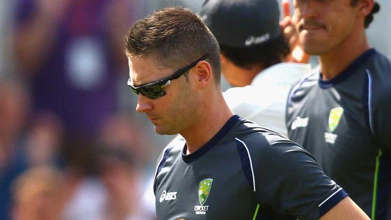 Michael Clarke: Australia captain praises his side