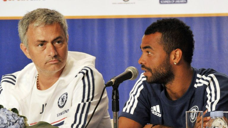 Chelsea boss Jose Mourinho backs Ashley Cole to regain his place