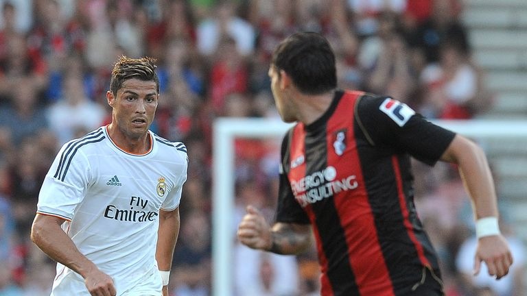 Cristiano Ronaldo: Chelsea boss Jose Mourinho adamant the forward will stay at Real Madrid