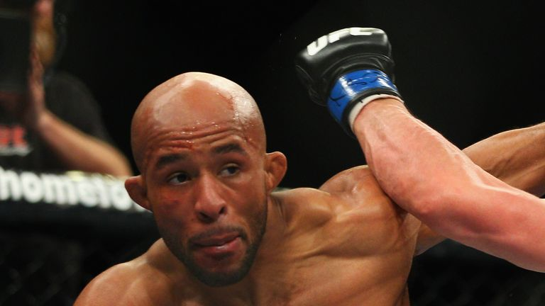 Demetrious Johnson: Becoming a well-established champion in the UFC