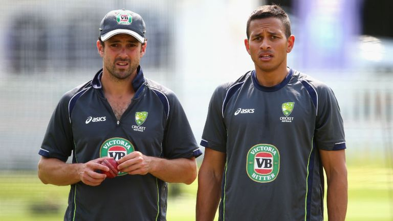 Ed Cowan and Usman Khawaja