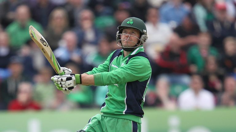 Ed Joyce: Looking forward to start of Ireland's campaign