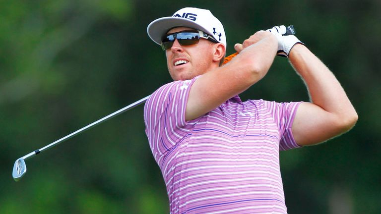 Hunter Mahan: Staged a late charge at Glen Abbey
