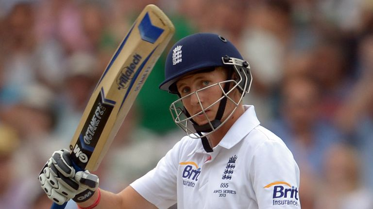 Joe Root: Stole the show on day three at Lord's with an unbeaten 178