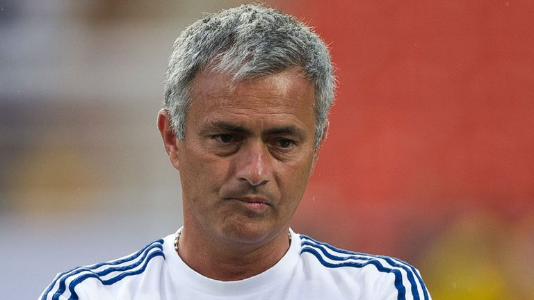 Jose Mourinho: Has signed three players in this transfer window