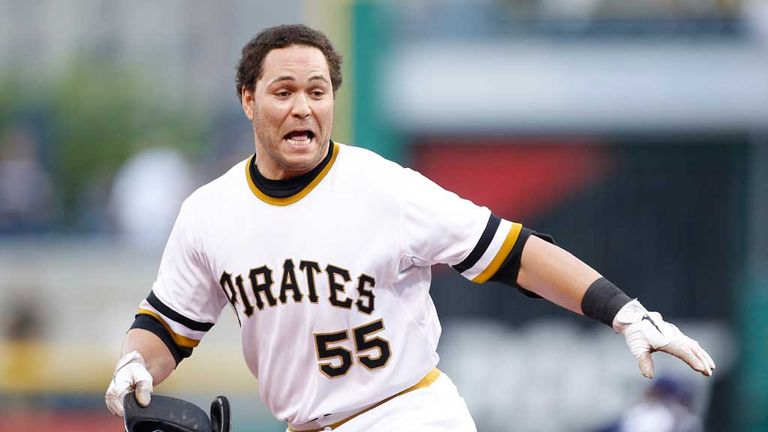 Russell Martin: Blew the game open with his three-run shot in a five-run third