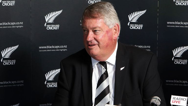 Chris Moller: NZ chief stepping down