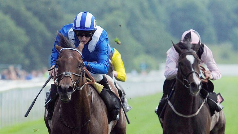 Mukhadram: Could run at the Curragh this weekend