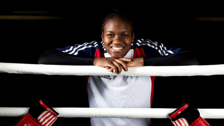 Nicola Adams: Wants a higher profile for women's sport